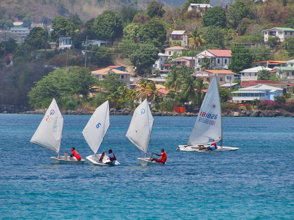 Excellent Conditions for Impressive Junior Sailing Action 9