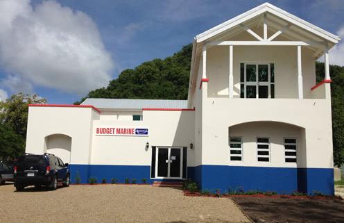 Budget Marine Antigua - Jolly Harbour 1