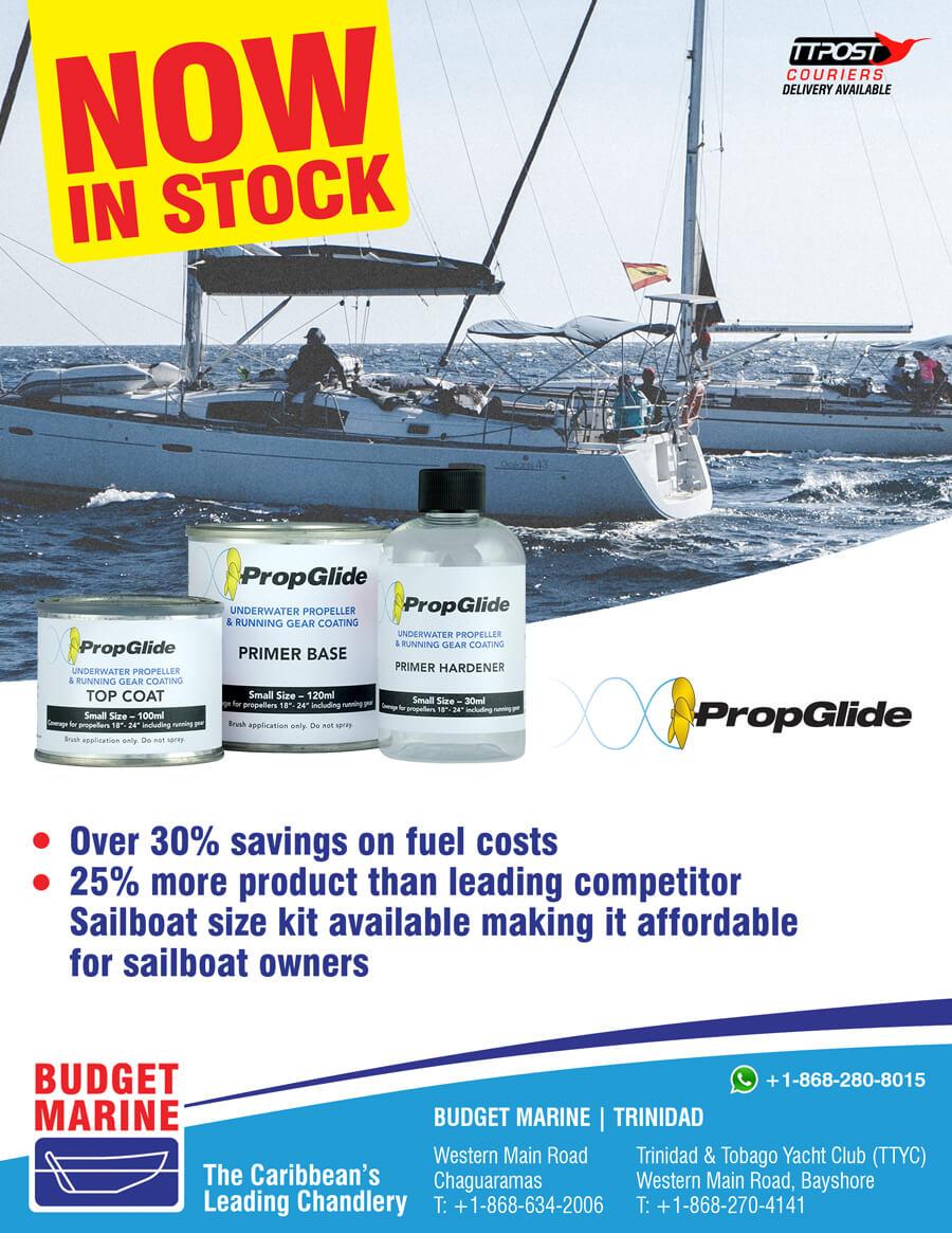 Budget Marine Trinidad - TTYC 6