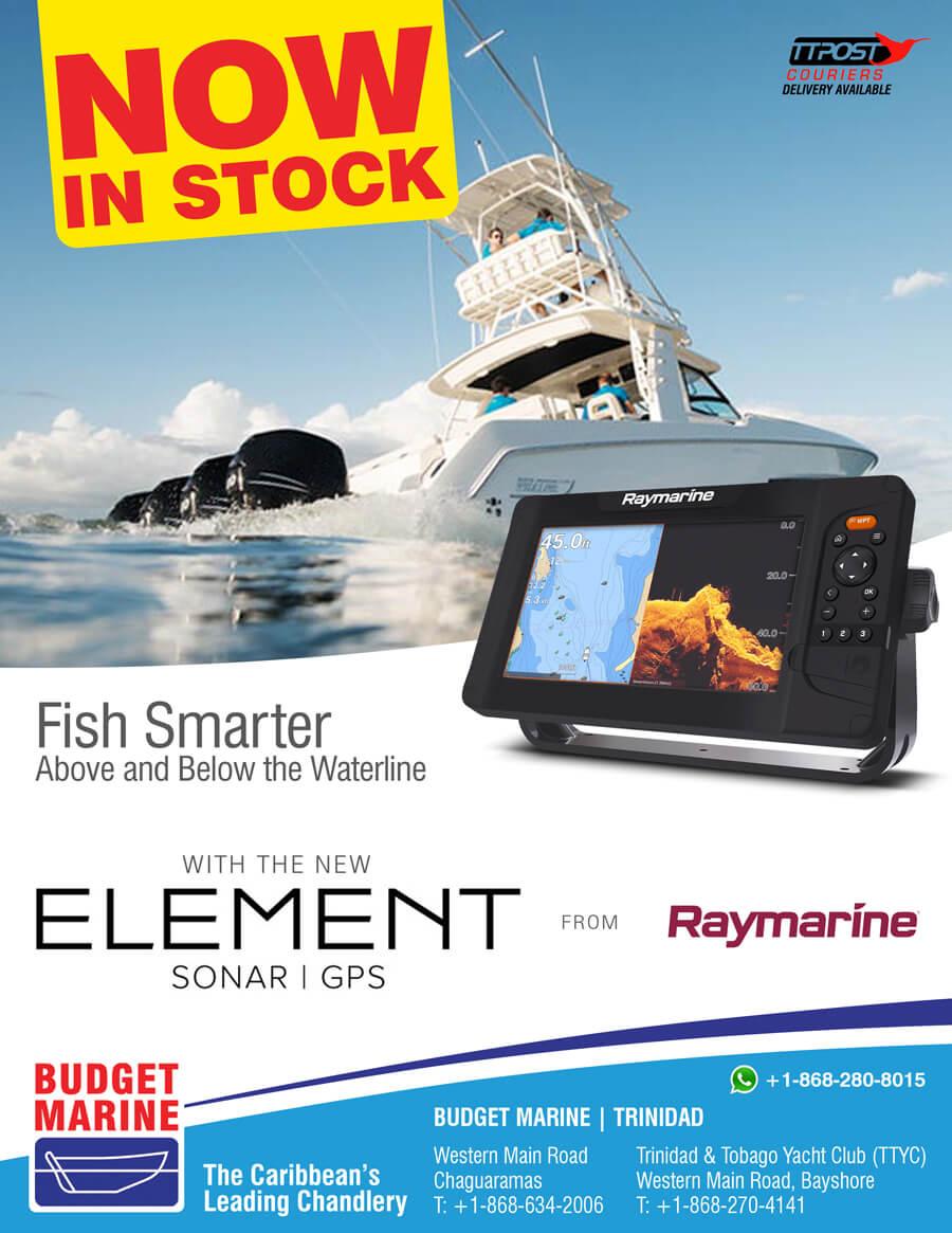 Budget Marine Trinidad - TTYC 7