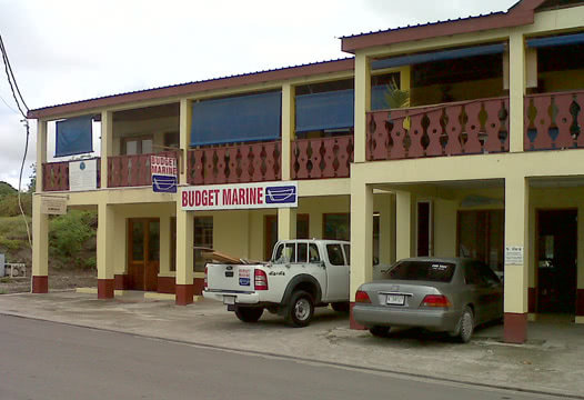 Budget Marine Antigua - English Harbour - Budget Marine