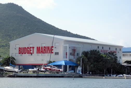 Budget Marine St. Maarten 1