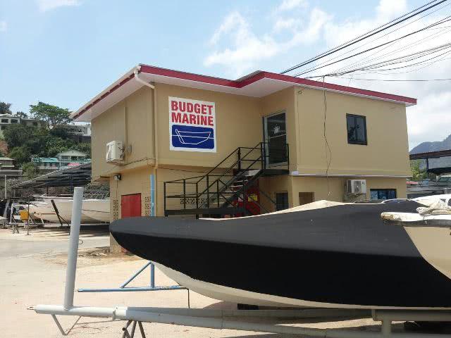 Budget Marine Trinidad - TTYC 21