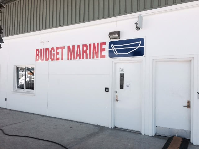 Budget Marine Antigua - North Sound 1