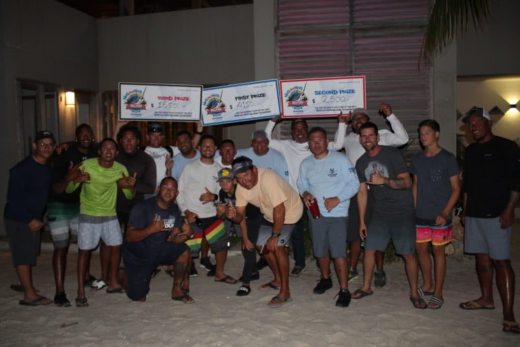 Nos Ku Nos Billfish Tournament a great succes! 1