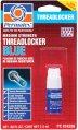 Threadlocker, Blue 2.5ml/Tube