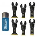 Blade, Oscillating IBOAV-3 Titanium Variety 3 Pack