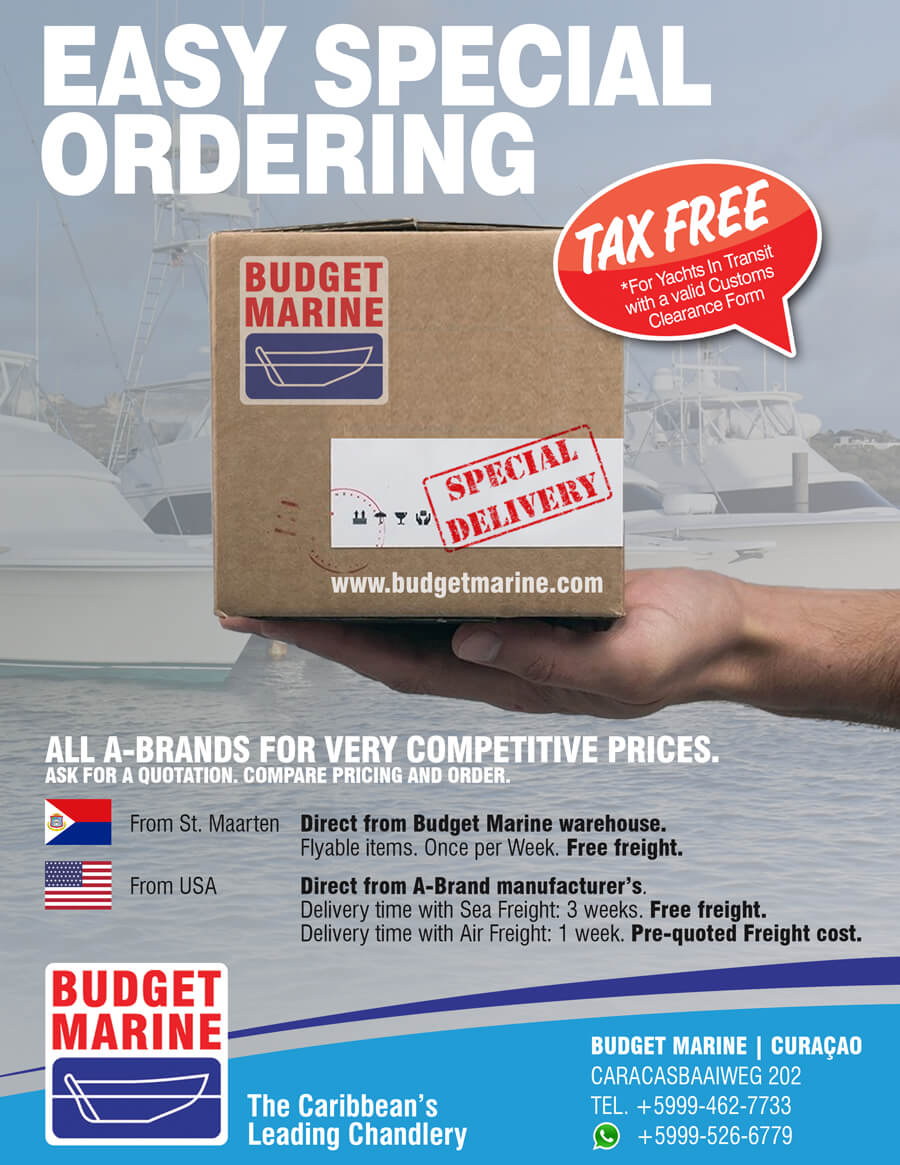 Budget Marine Curaçao 2