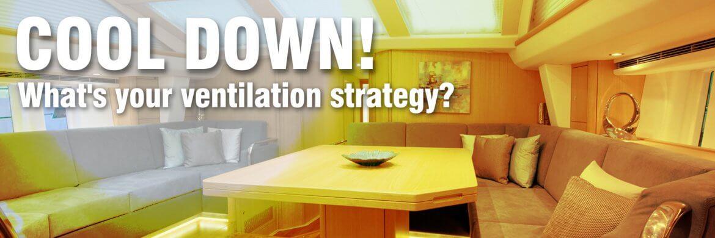 Ventilation Strategy 1