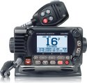 VHF, Fixed Explorer Internal GPS 66 Channel Black