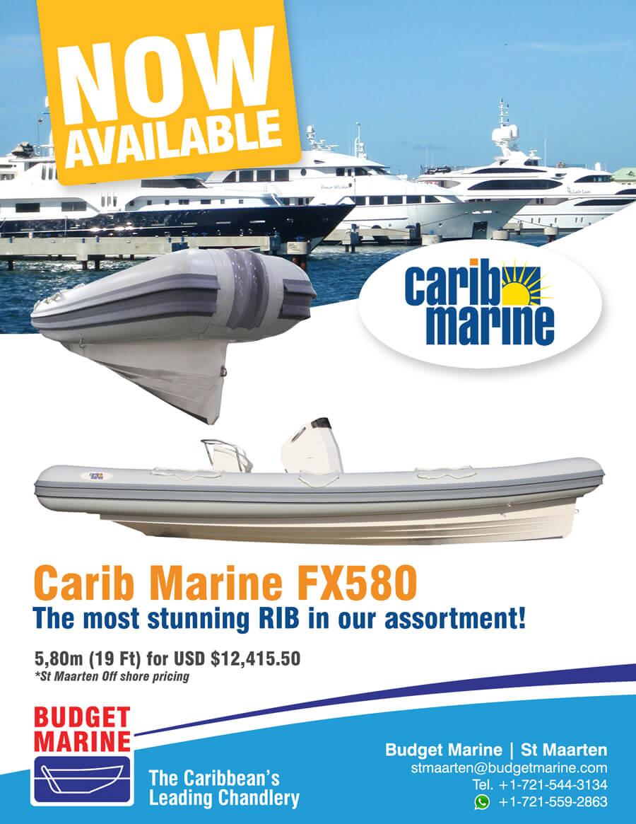 Budget Marine St  Maarten - Budget Marine