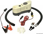 Inflator Pump, Electric 12V with Hose & Cable