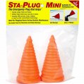Sta Plug, Mini Soft for Emergency Leaks Orange 2Pk