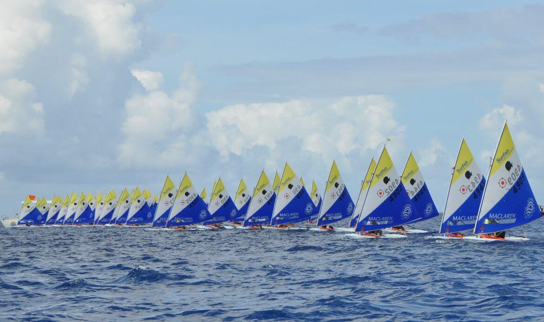 Sunfish World Championships. 1