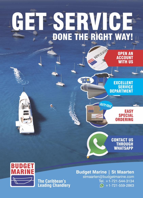 Budget Marine San Martín (parte holandesa) 6