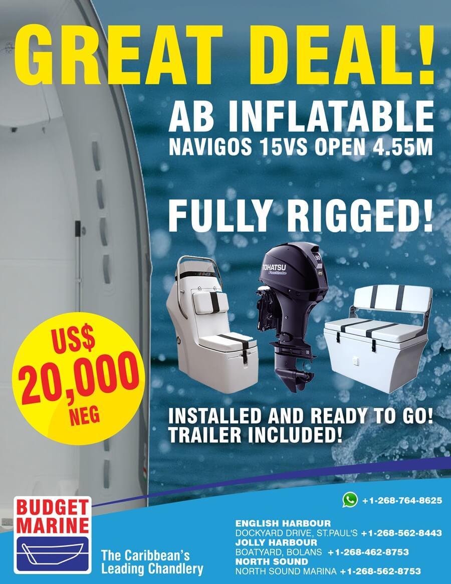 Budget Marine Antigua - North Sound 2