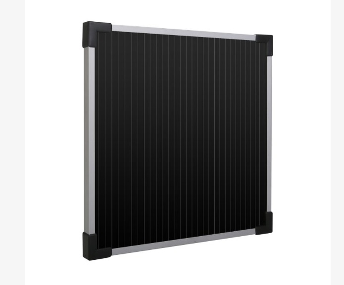 Solar Battery Charger, Trickle 6W 12V 2