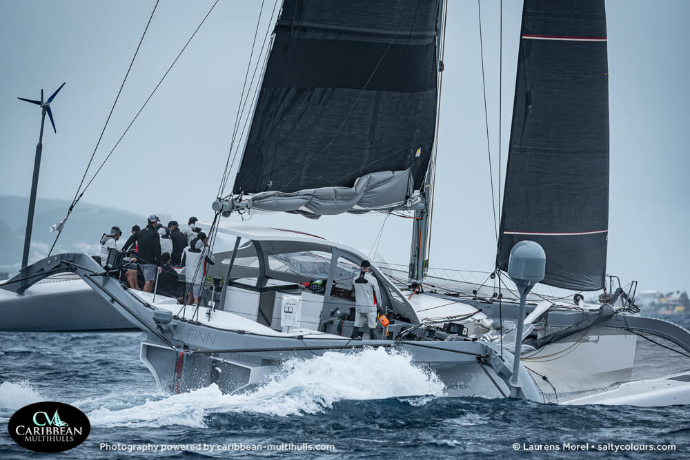 The Aussies Ruled! The 53-foot Trimaran Finn Takes Top Prize in Wild Second Edition of the CMC 1