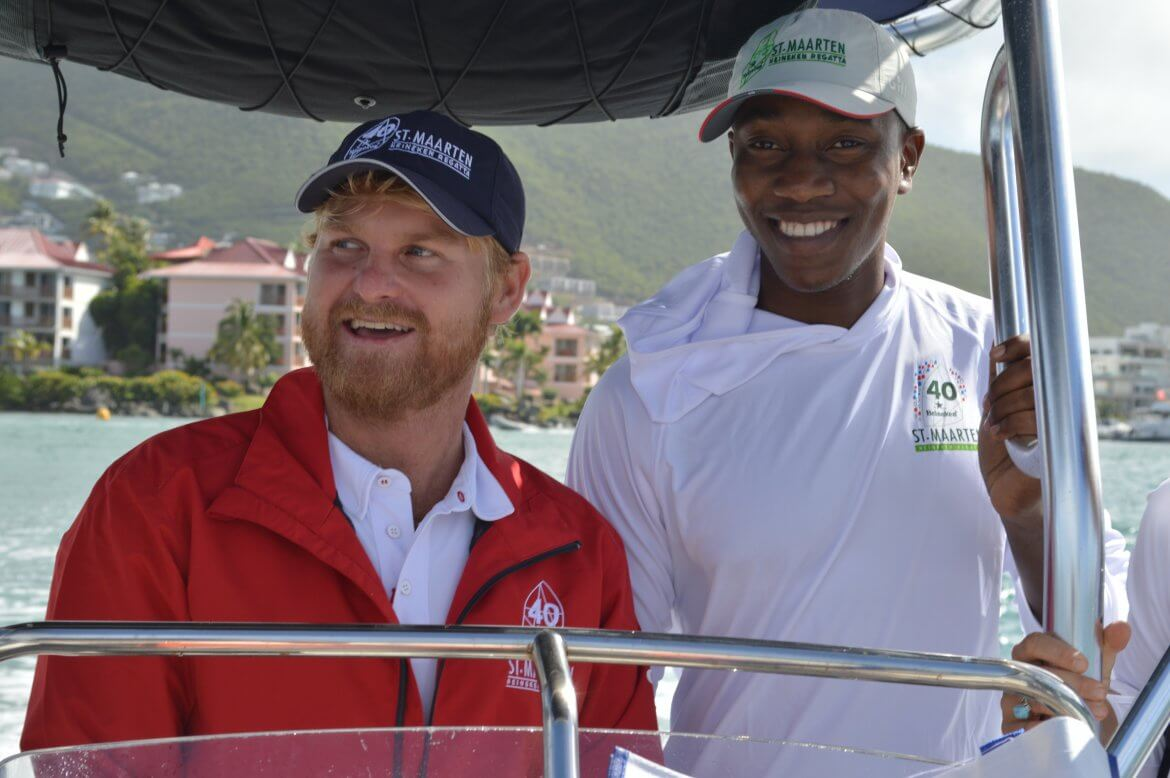 The St. Maarten Heineken Regatta Gill Technical Gear offers up UV 50 Protection 1