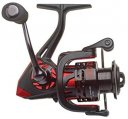 Reel, 2.5 Series Spin Ratio:5.2:1 Size 40 Red/Black