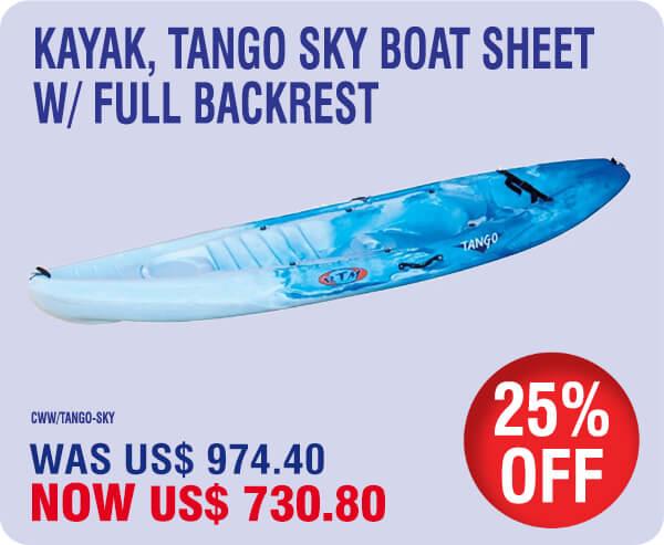2020 St Maarten Summer Specials – Kayaks 23