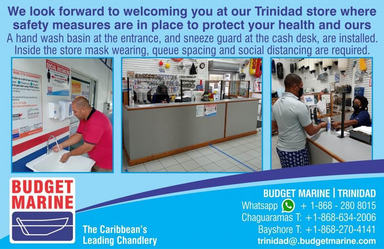 Budget Marine Trinidad 5