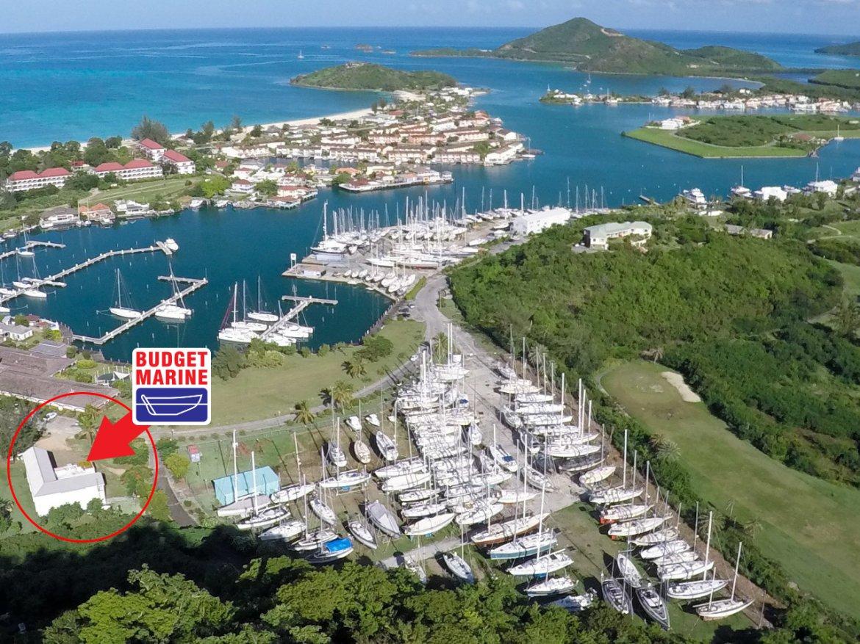Budget Marine Antigua - Jolly Harbour 6