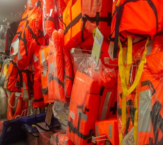 LIFEJACKETS … and things to ponder 3