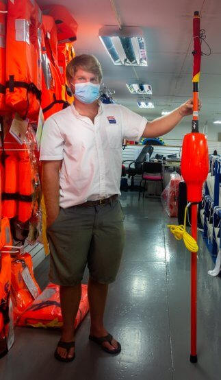 LIFEJACKETS … and things to ponder 7