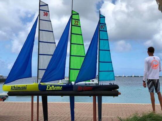Kant'i  Awa Bonaire Regatta 2