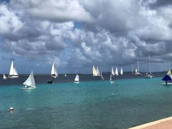 Kant'i  Awa Bonaire Regatta 22