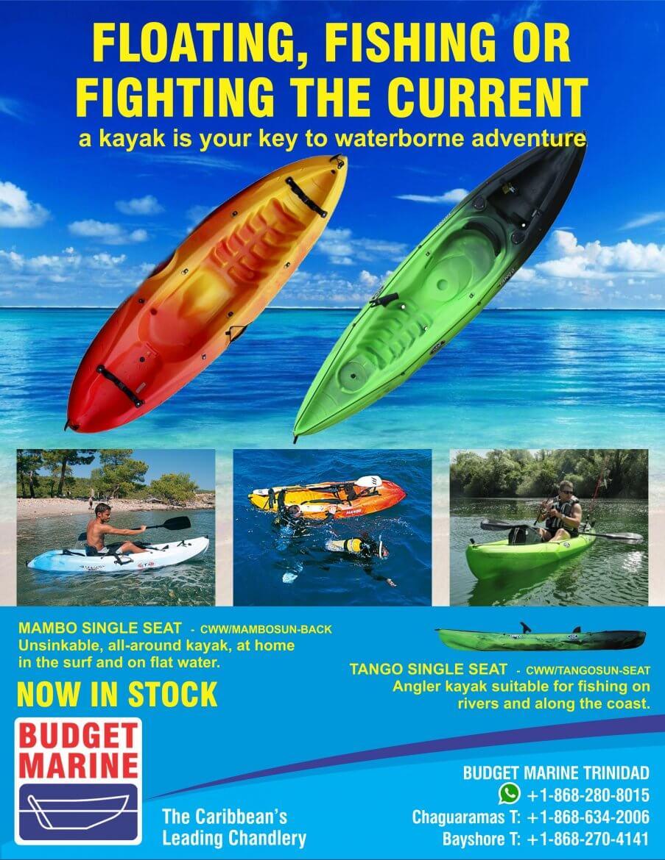 Budget Marine Trinidad - TTYC 32