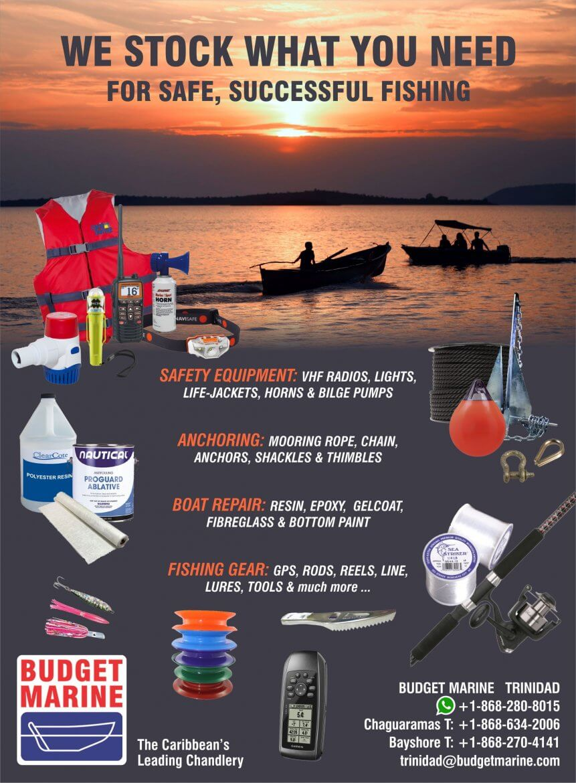 Budget Marine Trinidad - TTYC 30