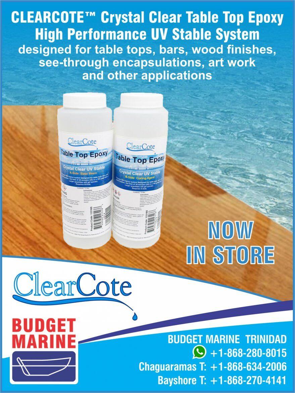 Budget Marine Trinidad - TTYC 31