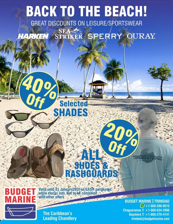 Budget Marine Trinidad - TTYC 17