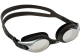 Swim Goggles, Adult Nuoto Anti-Fog and Anti-UV Black/Clear