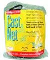 Cast Net, 3/8″ Mesh Iron Weights Size 8′