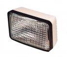 Flood Light, 3″ x5″ White 12V 50W Tungsten-Halog Deck