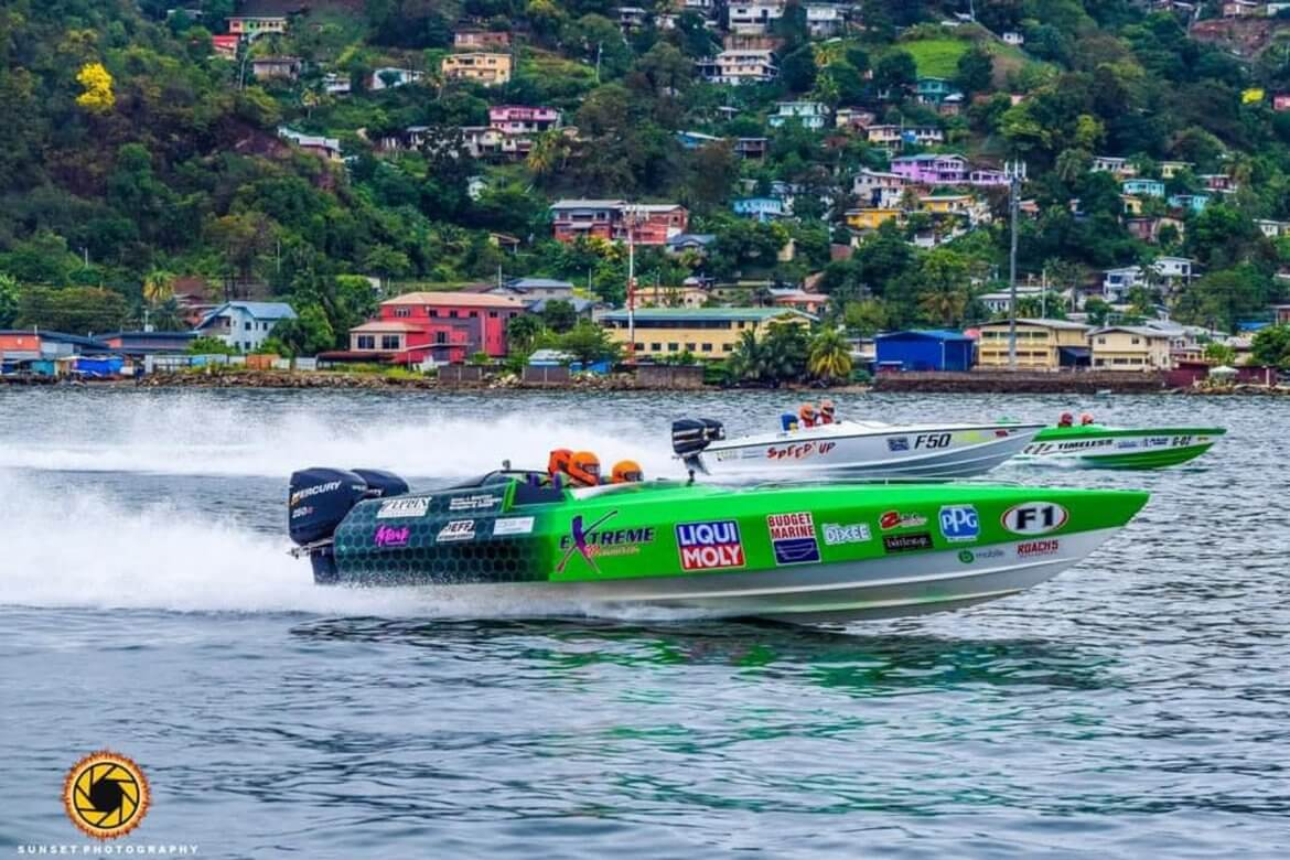 Budget Marine supports 2nd National Championship Regatta hosted by Trinidad & Tobago Powerboat  Association 21