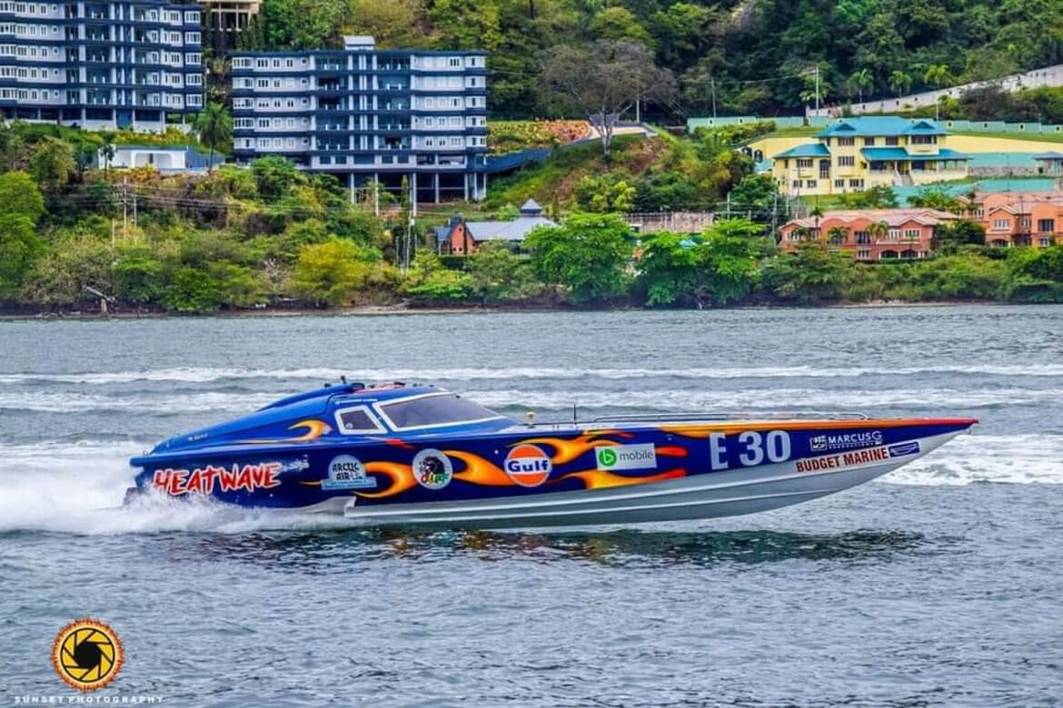 Budget Marine supports 2nd National Championship Regatta hosted by Trinidad & Tobago Powerboat  Association 22