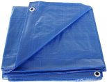 Tarpaulin, 15 x 30′ 3.5oz Yd² Blue