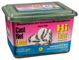 Cast Net, 3/8″ Mesh Lead Weights Size 6′