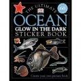 The Ultimate Ocean Glow-in-the-Dark Sticker Black
