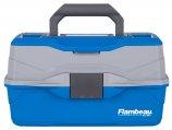 Tackle Box, Hard 2-Tray Blue
