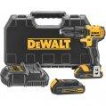 Drill Kit, Compact Cordless 20V