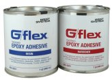Epoxy Adhesive Kit, G/flex Struct-Bond Qt