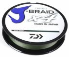 Line, J-Braid x4 65Lb 150Yd Dark Green