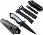 Knife, Grip Spear Black 6.80″