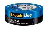 Masking Tape, MultiSurface 0.70″ Blue Length: 60Yd #2090