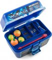 Tackle Box, Loaded 88 Piece 1 Tray Blue